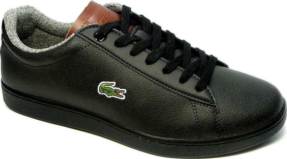 Lacoste Buty męskie Carnaby Evo 318 2 SPM czarne r. 41 (7 36SPM0010094) ID produktu: 5791837