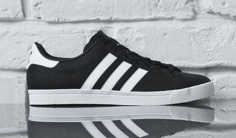 Adidas Buty męskie Coast Star czarno białe r. 44 (EE8901) ID produktu: 5793082