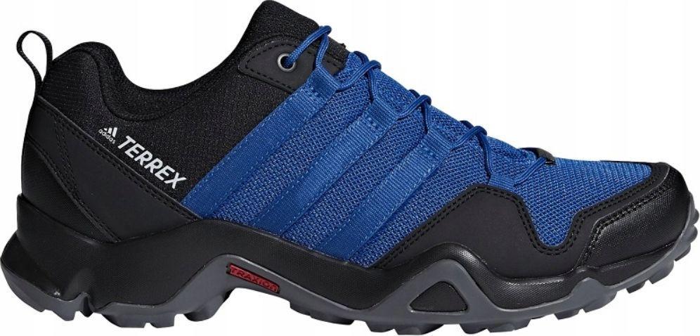 70ad002abef72 Adidas Buty męskie Terrex Ax2 R czarne r. 43 1/3 (AC8033) w Sklep-presto.pl