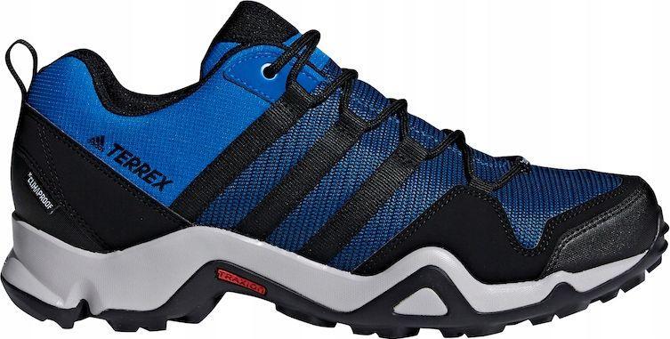 0d16747fec85a Adidas Buty męskie Terrex Ax2 Cp czarno-niebieskie r. 43 1/3 (CM7472) w  Sklep-presto.pl