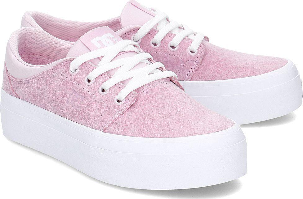 DC Buty damskie Trase Platform Se Pink r. 40 (ADJS300187) ID produktu: 5795017