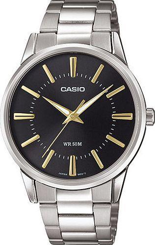 Zegarek Casio Zegarek Casio MTP-1303PD-1A2VEF Klasyczne uniwersalny 1