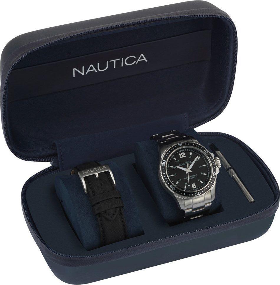 Zegarek Nautica Zegarek Nautica Freeboard NAPFRB014 Data uniwersalny 1