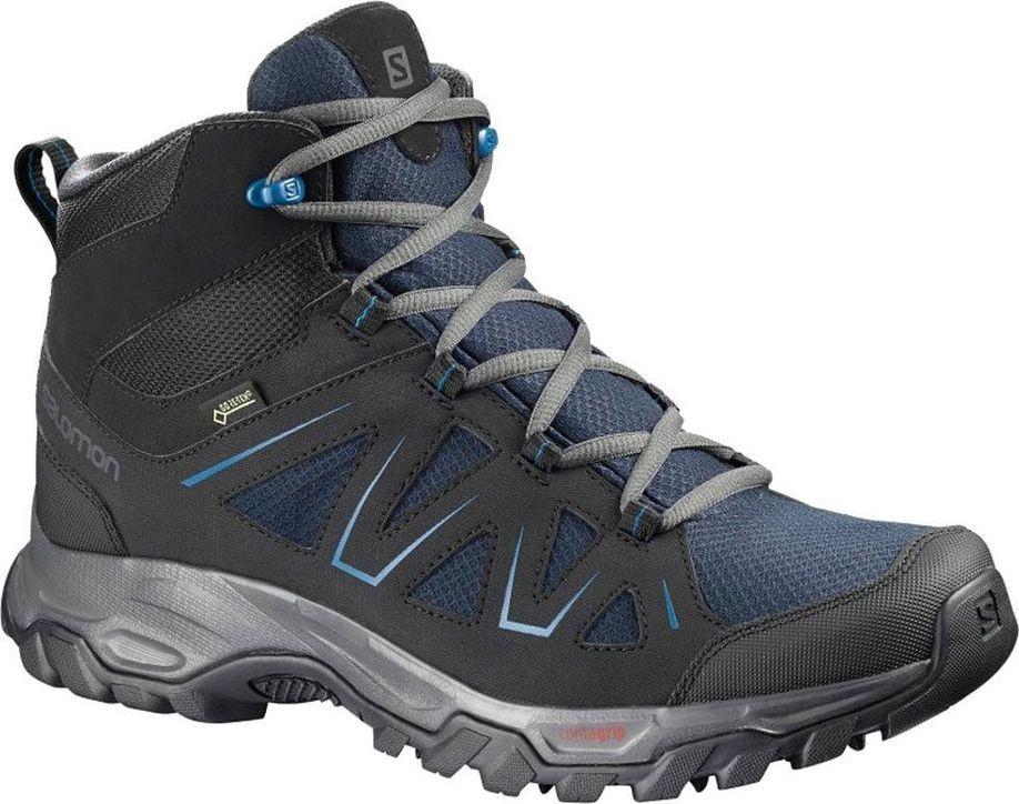 0489d8a5 Salomon Buty męskie trekkingowe SALOMON TIBAI MID GTX GORE-TEX (399258) 46  w Sklep-presto.pl