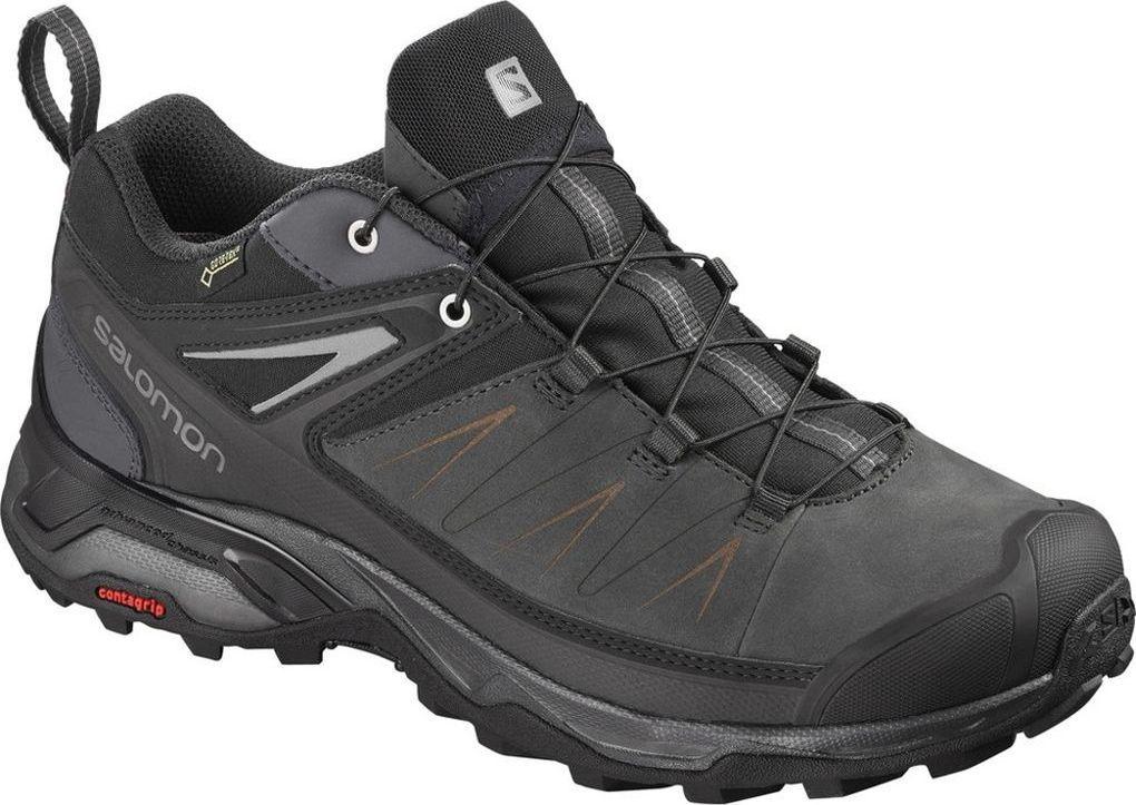 Salomon X ULTRA LTR GTX obuwie trekkingowe męskie (brązowo czarny)