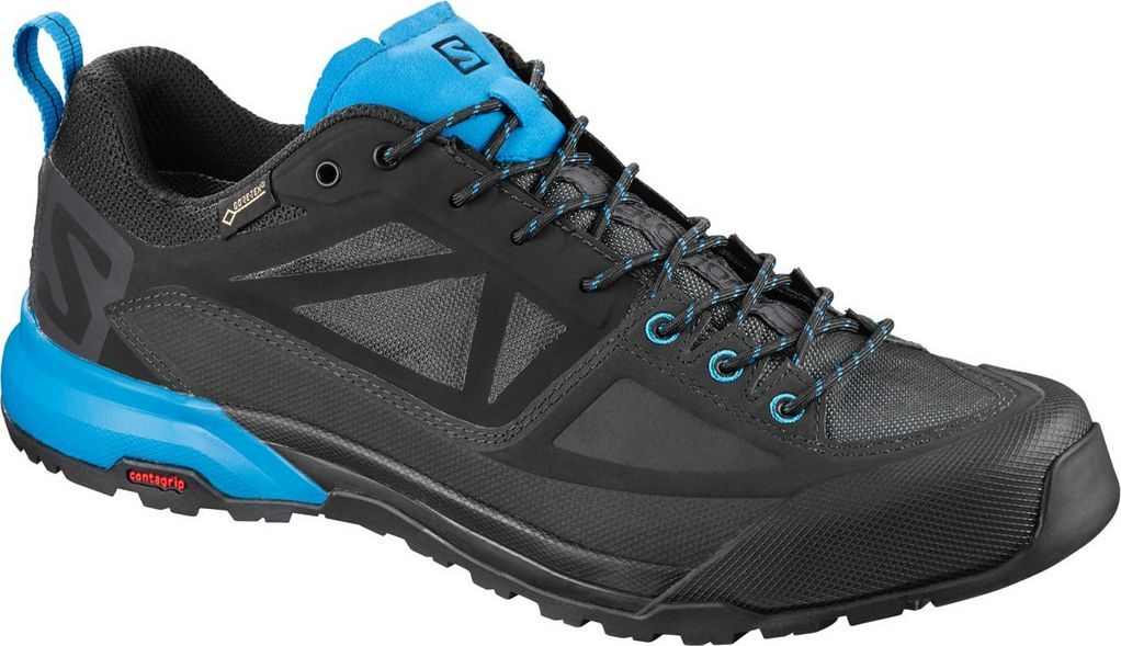 Salomon Buty trekkingowe SALOMON X ALP SPRY GTX Gore Tex (401620) 41 13 w Sklep presto.pl