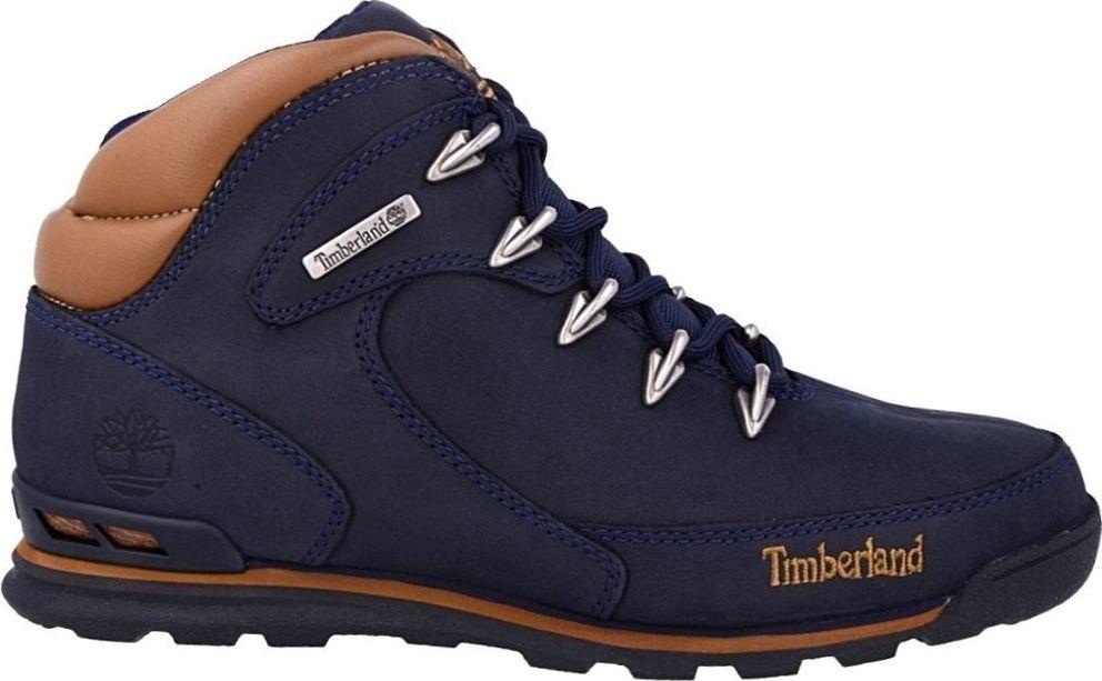 Timberland Buty męskie Euro Rock Hiker granatowe r. 41.5 (6165R) ID produktu: 5796275
