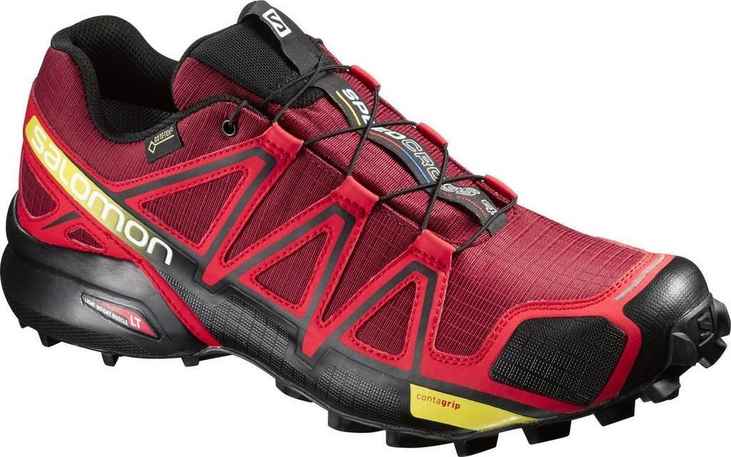Salomon Buty do biegania w terenie SALOMON SPEEDCROSS 4 GTX Gore tex (383150) 46 23 ID produktu: 5796447