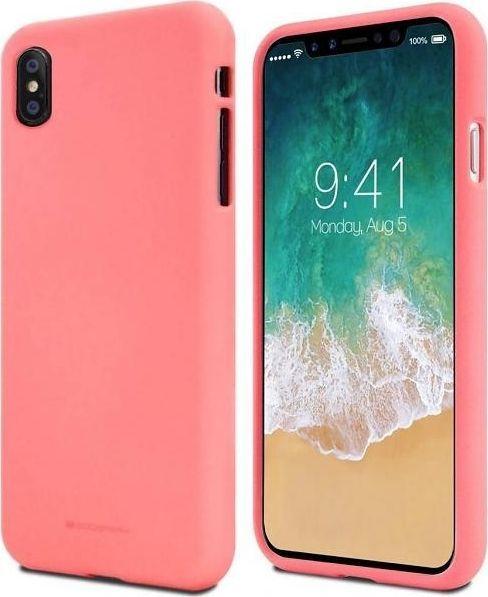 Mercury Soft G975 S10 Plus różowy/pink 1