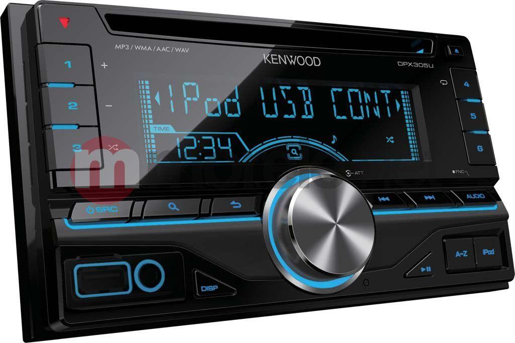 Podłącz radio Kenwood