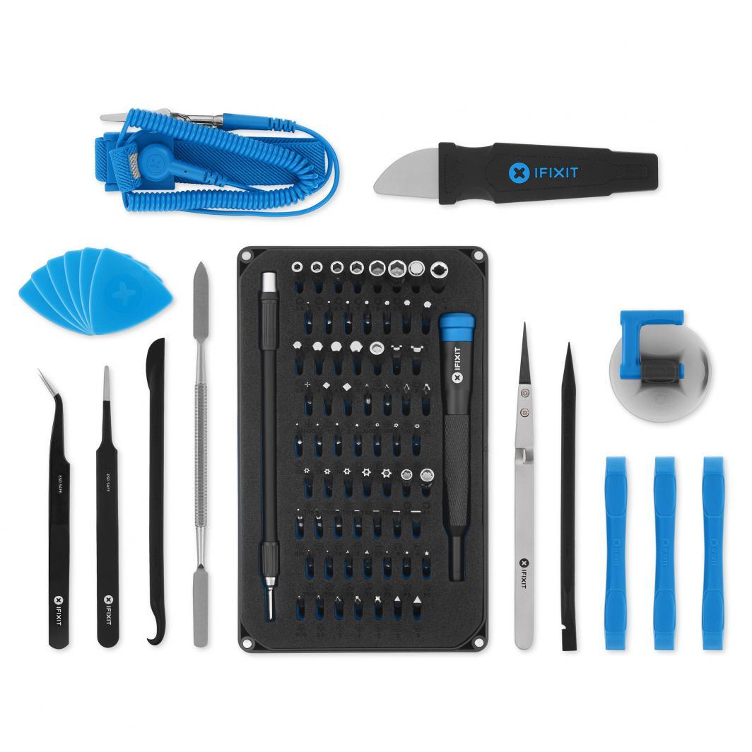 iFixit Zestaw do naprawy do smartfona Pro Tech Toolkit 83 elementy (EU145307-4) Wieczysta gwarancja! 1