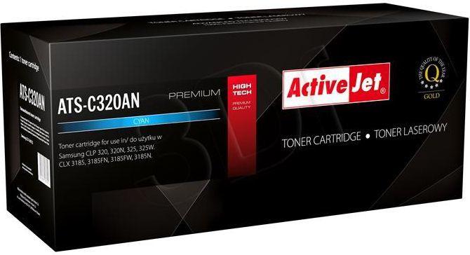 Activejet toner ATS-C320AN / CLT-C4072S (cyan) 1