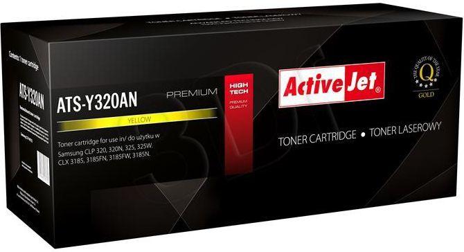 Activejet toner ATS-Y320AN (CLT-Y4072S) Yellow 1