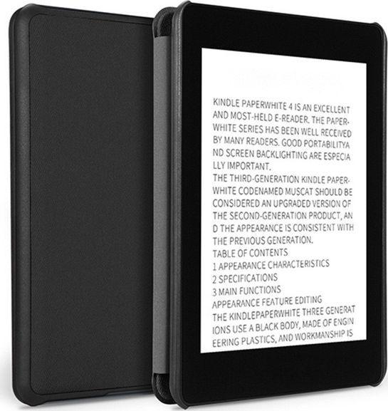 Pokrowiec Dux Ducis Etui case Dux Ducis do Kindle Paperwhite 4 black uniwersalny 1
