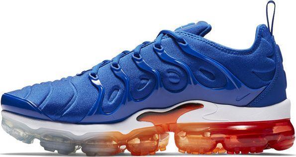 Buty męskie Nike Air VaporMax Plus Niebieski granatowy