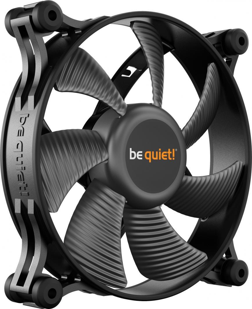 be quiet! Shadow Wings 2 120mm Czarny (BL084) 1