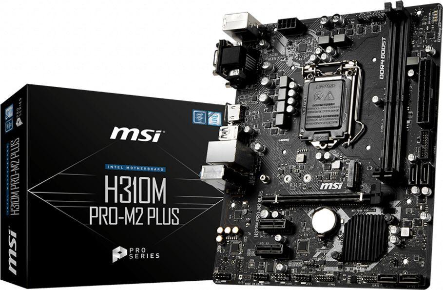 Płyta główna MSI H310M PRO-M2 PLUS 1