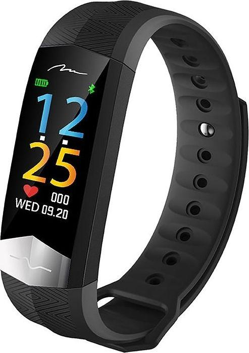 Smartband Media-Tech ACTIVE-BAND ECG Czarny 1