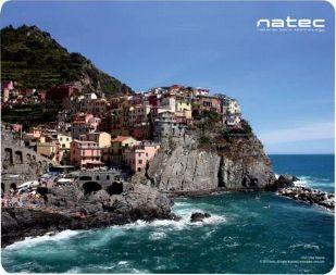 Podkładka Natec Foto Włoskie wybrzeże 220x180mm (NPF-1404) 1