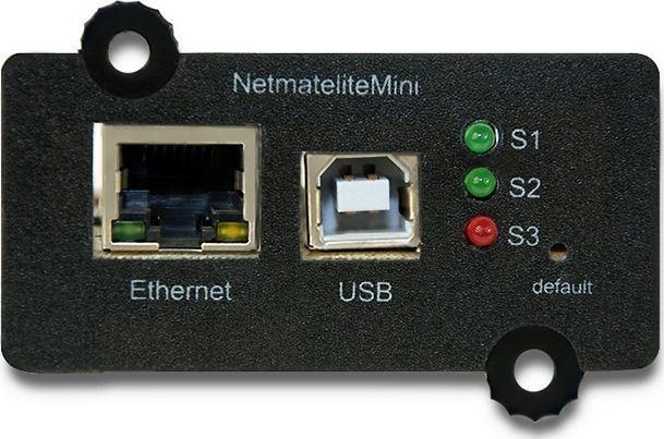 Qoltec Moduł SNMP do zasilacza awaryjnego UPS 1
