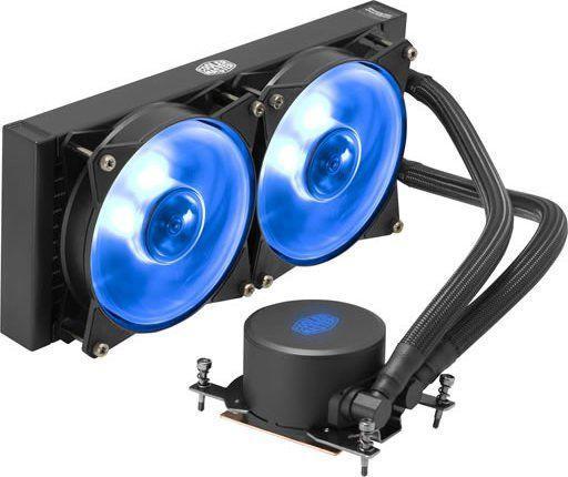 Chłodzenie wodne Cooler Master MasterLiquid ML240 RGB TR4 Edition (MLX-D24M-A20PC-T1) 1