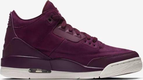 Darmowa dostawa dobra obsługa 50% ceny Jordan Buty damskie Jordan 3 Retro bordowe r. 39 (AH7859-600) ID produktu:  5803640