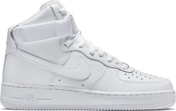 Nike Buty damskie Air Force 1 High białe r. 38 (334031 105
