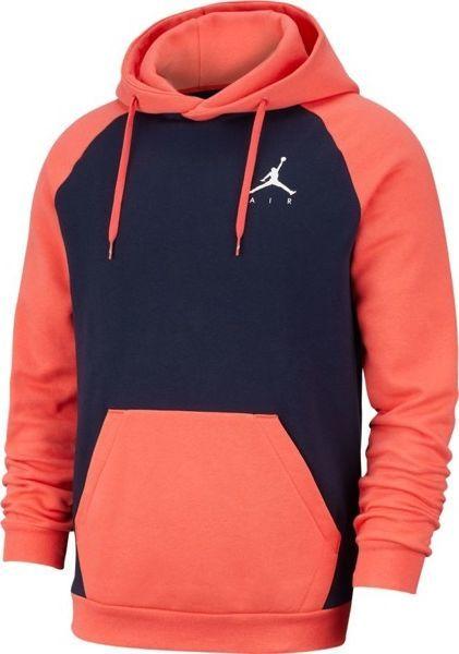 informacje o wersji na nowa wysoka jakość innowacyjny design Jordan Bluza z kapturemNike Air Jordan Jumpman Fleece - 940108-453 XXL ID  produktu: 5804094