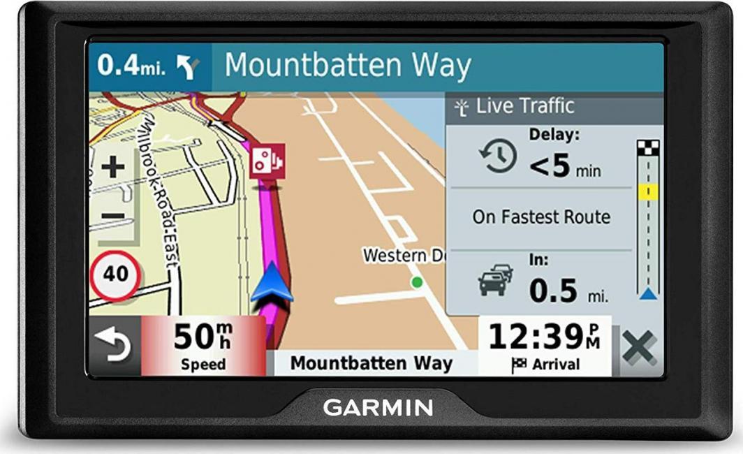 Nawigacja GPS Garmin Drive 52 MT-S Europe 1