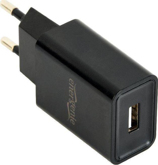 Ładowarka Energenie zasilacz/ładowarka/adapter, czarna (EG-UC2A-03) 1