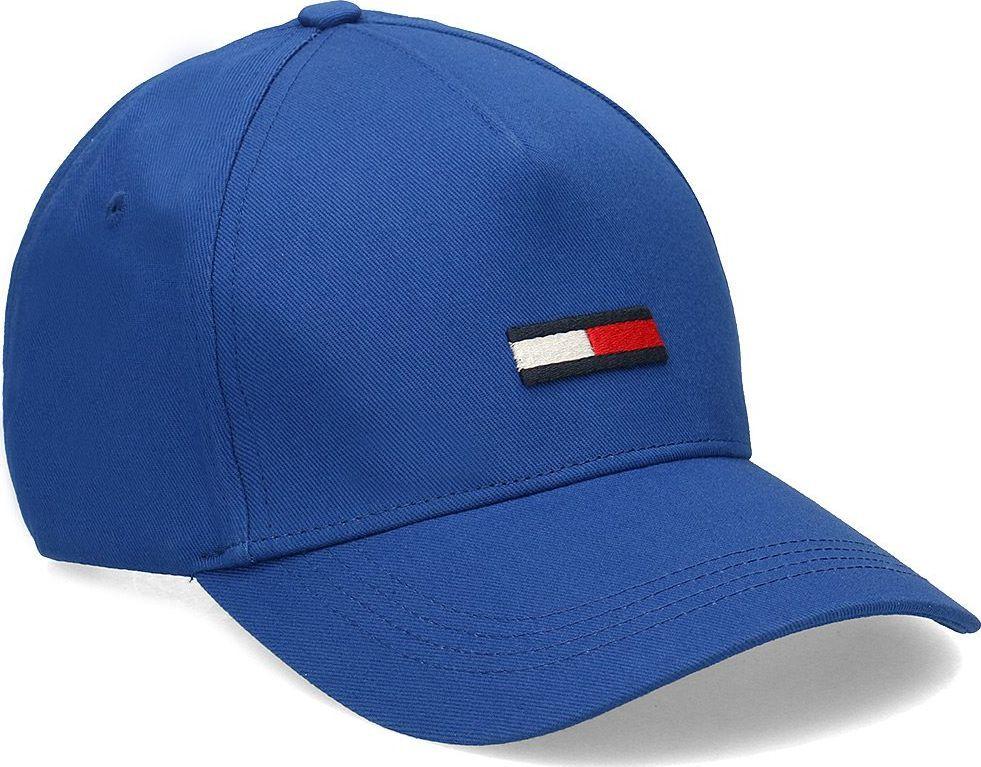 9497a2ec0b78c3 Tommy Hilfiger Czapka Unisex Tju Flag Cap granatowa (AU0AU00583 498) w  Sklep-presto.pl