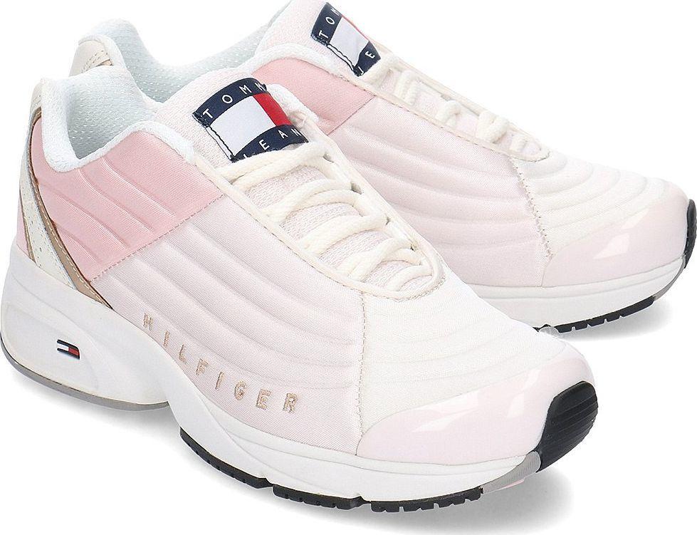 5b017e994855f Tommy Hilfiger Tommy Hilfiger Jeans Heritage - Sneakersy Damskie -  EN0EN00400 661 38 w Sklep-presto.pl