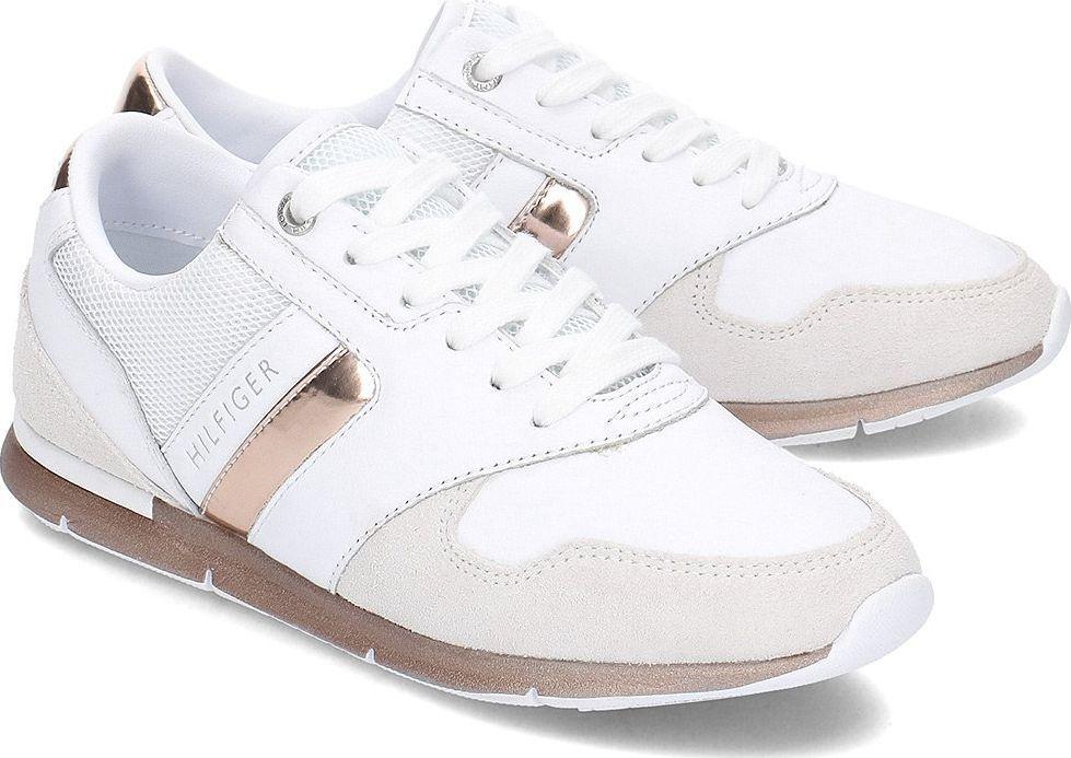e8dc6fd2986c5 Tommy Hilfiger Tommy Hilfiger Iridescent Light - Sneakersy Damskie -  FW0FW04100 901 41 w Sklep-presto.pl