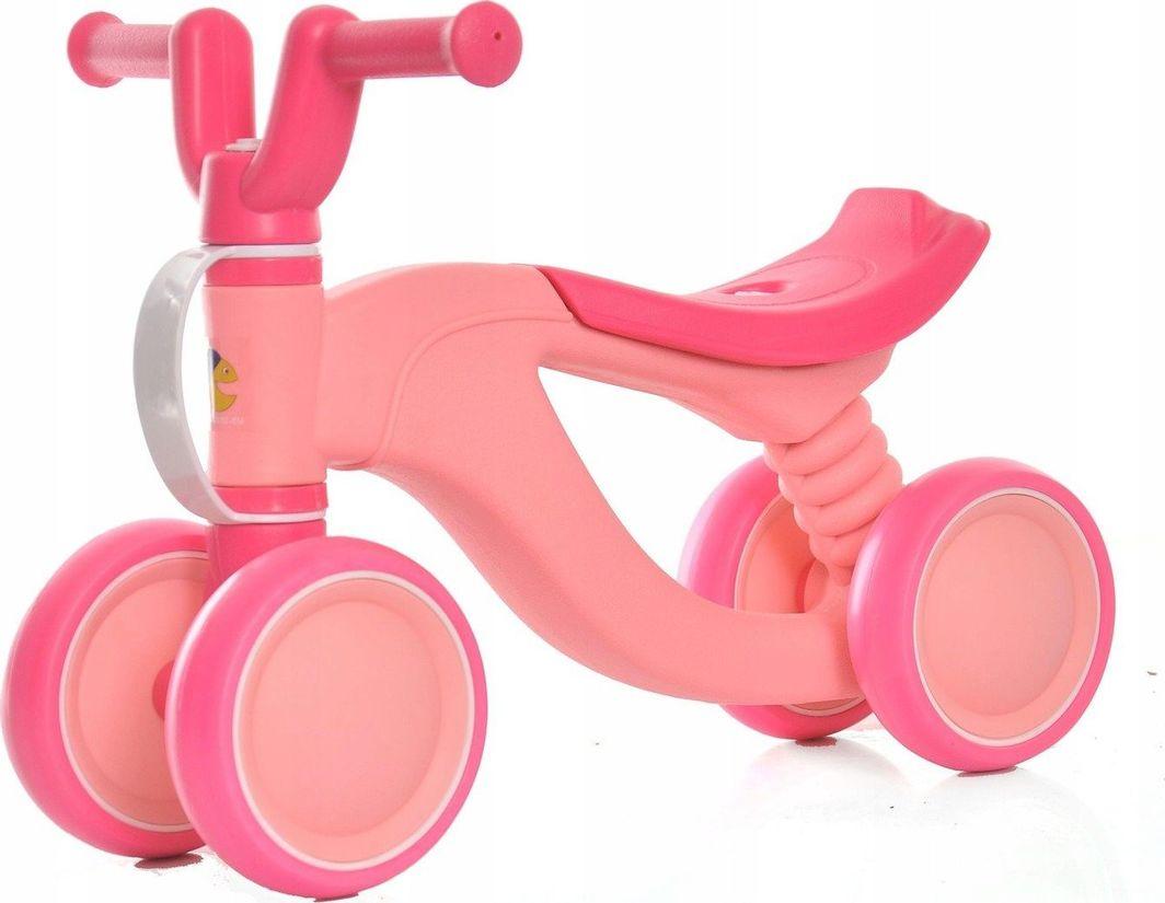 Kidz Chodzik Rowerek biegowy KIDZ MOTION TWIST RIDE - różowy uniwersalny 1