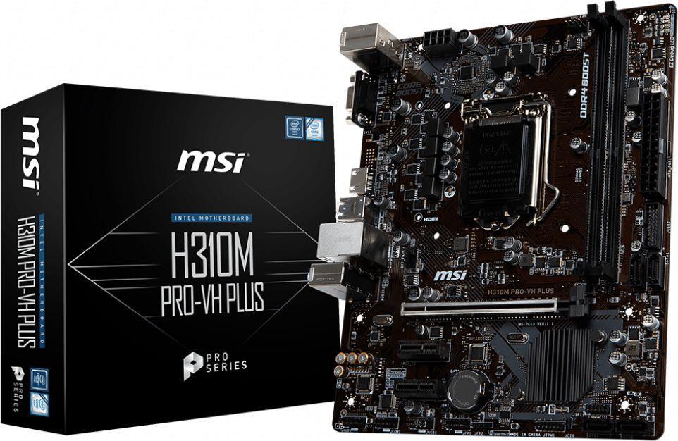 Płyta główna MSI H310M PRO-VH PLUS 1