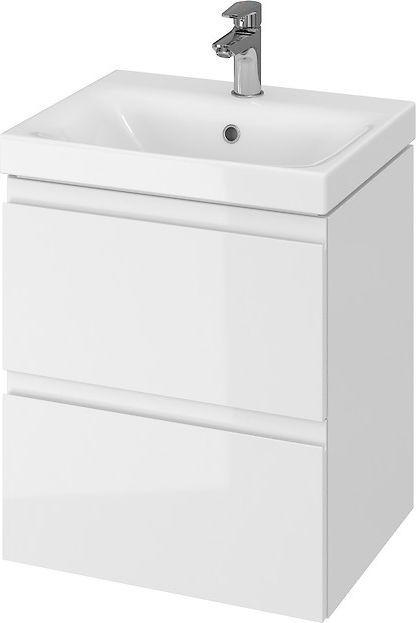 Zestaw szafka z umywalką Cersanit Moduo 50cm biały (S801-230) 1
