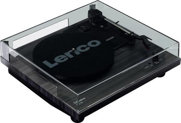Gramofon Lenco Gramofon LENCO LS-10BK (kolor czarny) 1