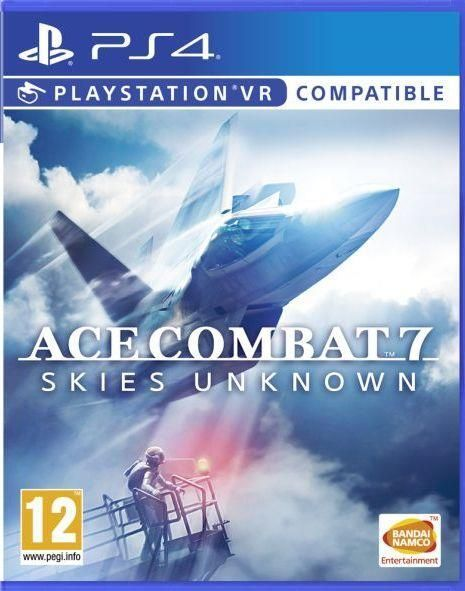 Ace Combat 7 Skies Unknown PS4 1