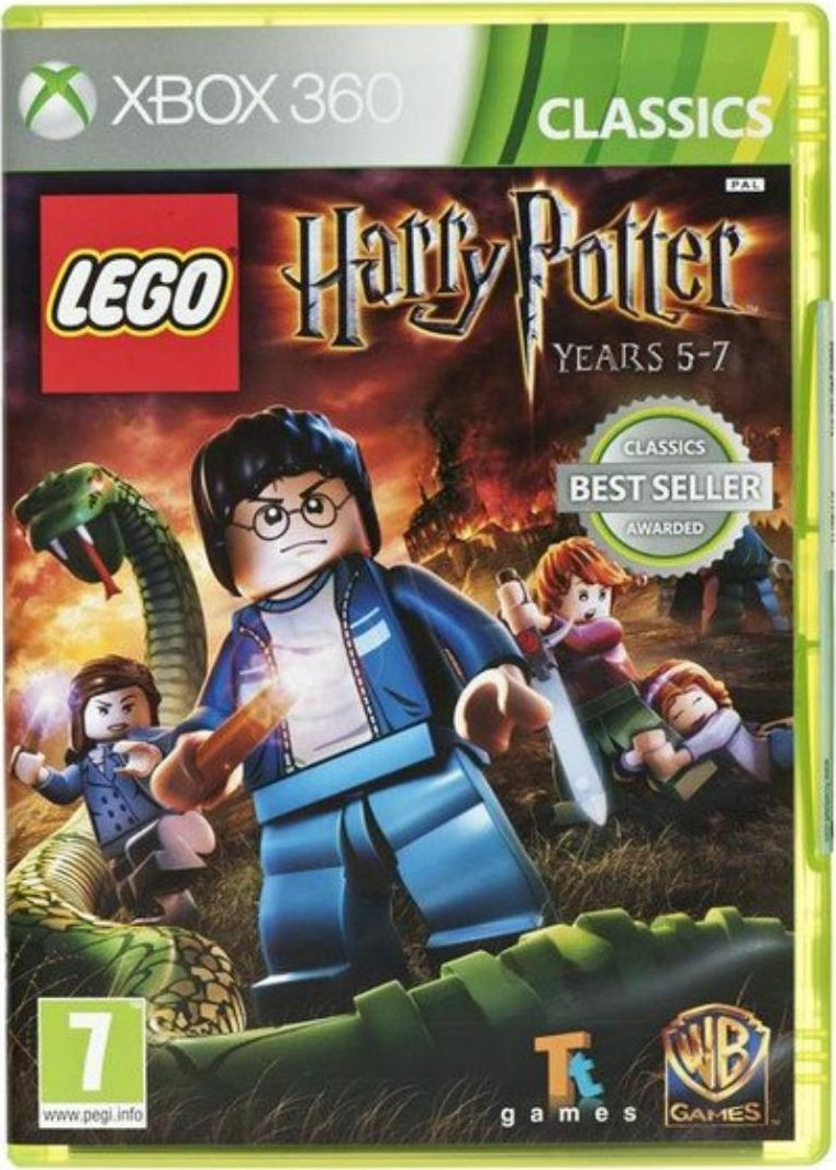LEGO Harry Potter Lata 5-7 1