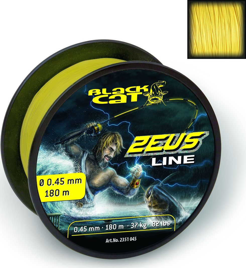 af2cf699141f3 Black Cat #0,60mm Plecionka Zeus 300m 59kg,130lbs w Sklep-presto.pl