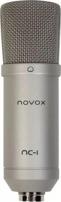 Mikrofon Novox NC-1 Silver USB (INS-MK-NVX-001) 1