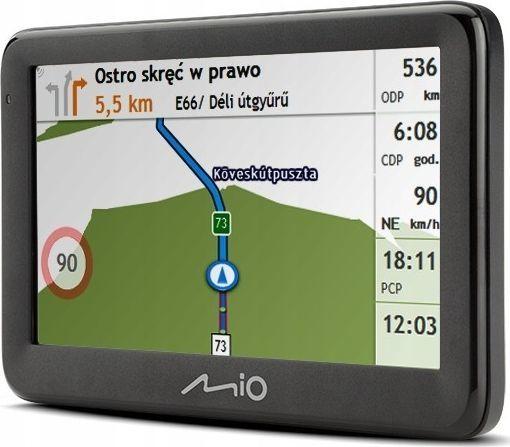 Nawigacja GPS MIO Pilot 15 Full Europe 1
