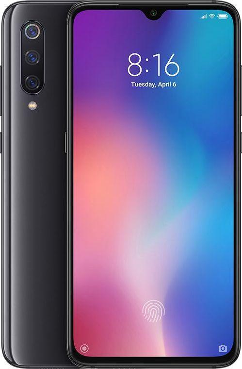 Smartfon Xiaomi Mi 9 64 GB Dual SIM Czarny  (MZB7438EU) 1