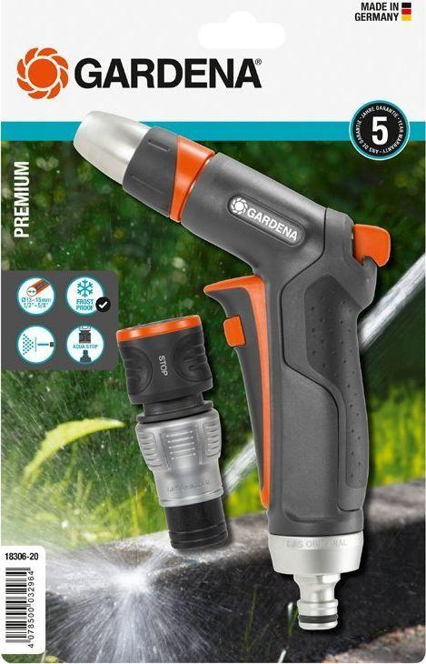 Gardena pistolet Premium Cleaning Spray Set (18306-20) 1