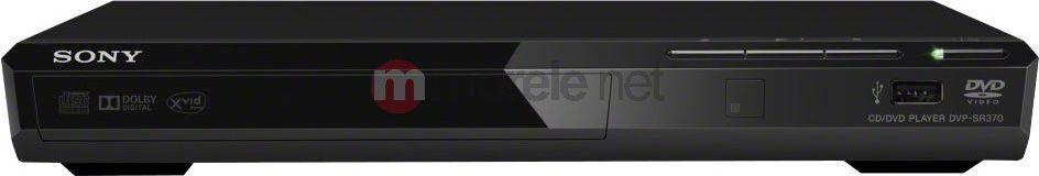 Odtwarzacz DVD Sony DVP-SR370 1
