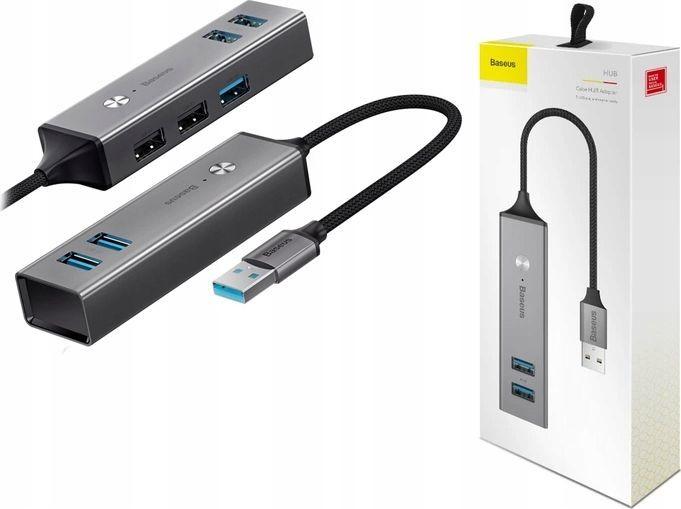 HUB USB Baseus Cube 5w1 1