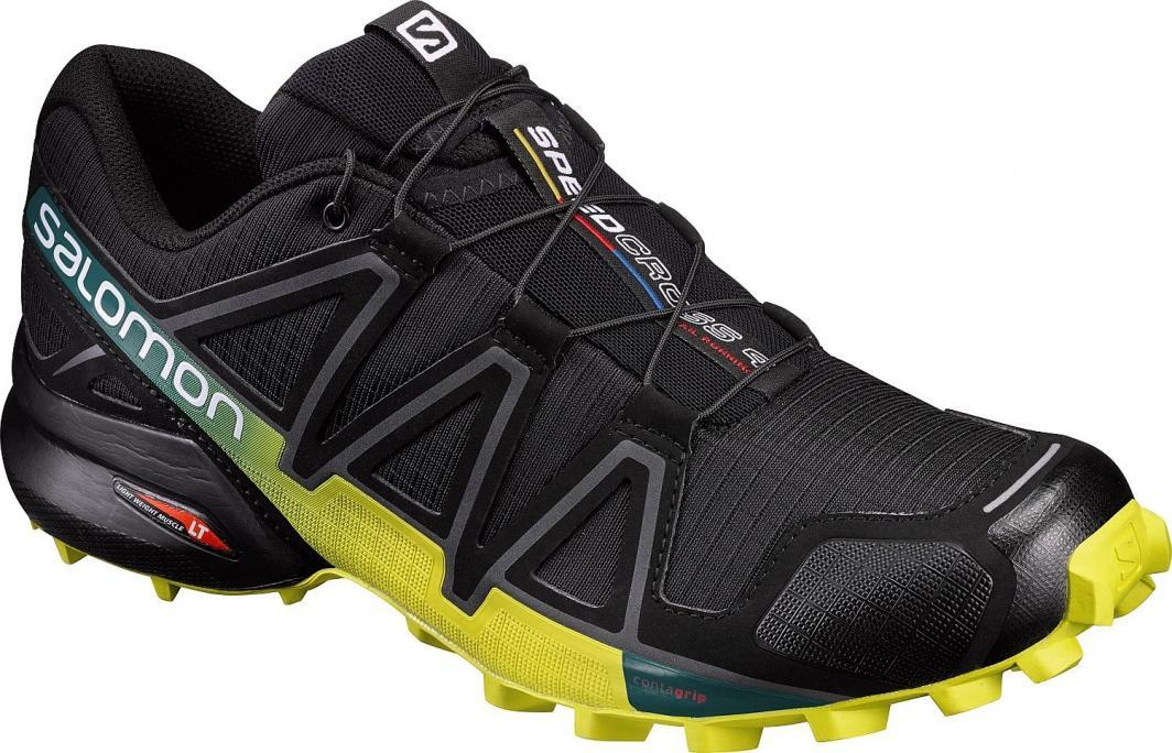 Salomon Buty męskie Speedcross 4 czarne r. 48 (392398) ID produktu: 5829764