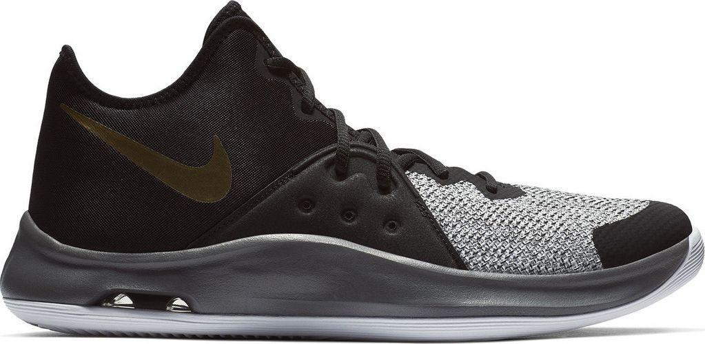 Nike Buty męskie Air Versitile III czarno szare r. 43 (AO4430 005) ID produktu: 5829784