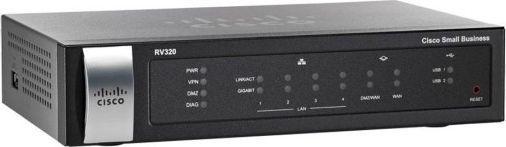 Router Cisco RV320-K9-G5 1