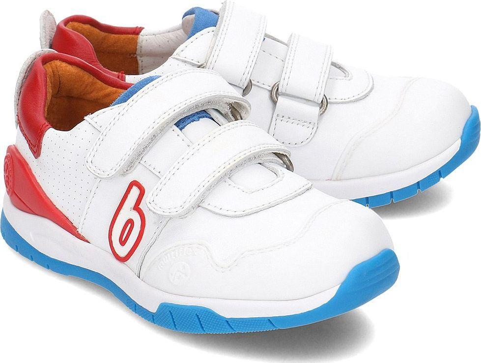 fotos oficiales ff825 660b9 Biomecanics Biomecanics - Sneakersy Dziecięce - 192191 C-BLANCO 25-28 25 ID  produktu: 5838368